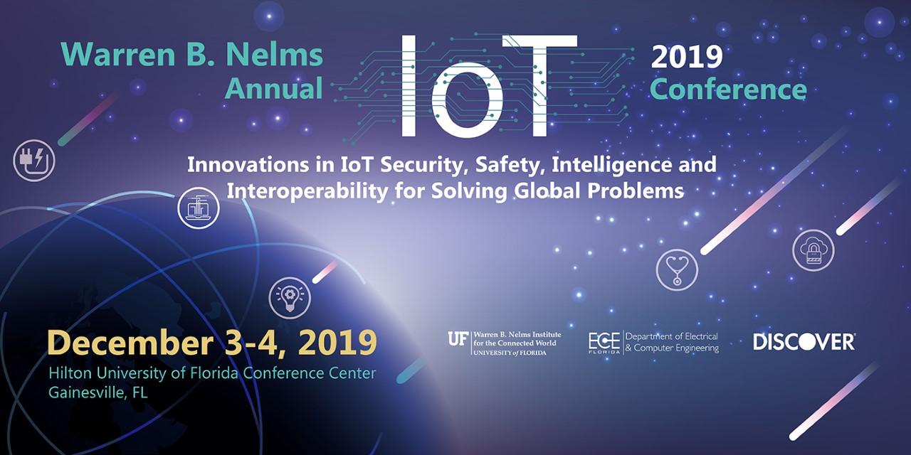 Warren B. Nelms Annual IoT Conference 2019
