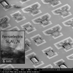 Tabrizian's novel ferroelectric device addresses the urgent need for low-power information storage